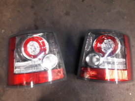 2 rear lights Range Rover Sport SE 2010