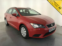2015 SEAT LEON S TDI DIESEL 1 OWNER SEAT SERVICE HISTORY FINANCE PX