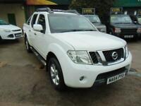 Nissan Navara 2.5dCi 2014 Tekna AUTO 4X4 DIESEL DOUBLE CAB PICKUP NO VAT