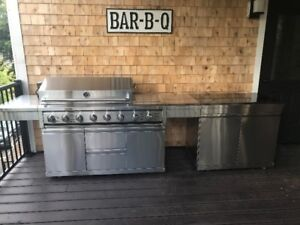 Brand new industrial BBQ for sale