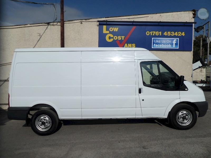 Ford Transit 350 LWB Medium Roof RWD NO VAT