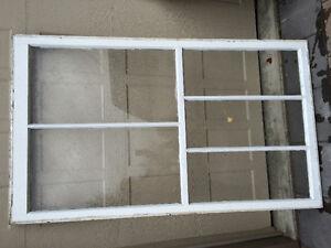 Large Multi-Pane Windows