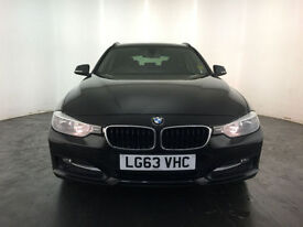 2013 63 BMW 318D SPORT AUTOMATIC DIESEL 1 OWNER SERVICE HISTORY FINANCE PX
