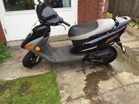Honda SFX 50cc Scooter for sale!