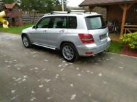 LHD Mercedes-Benz GLK 4X4 , 2011REG FOR SALE