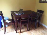 Large dining room table for sale