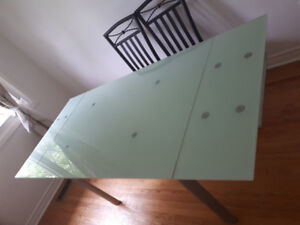 FREE**** Glass Dining Room Table