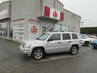 Jeep Patriot LTD,AWD,AC,TOIT,CUIR 2008