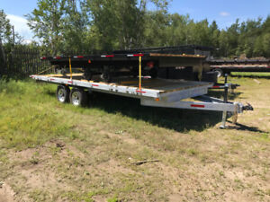 SALE ON WARMAN DECKOVER TRAILERS