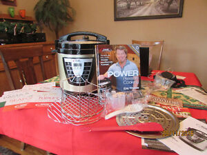Power Pressure Cooker XL 8 quart by Eric Theiss London Ontario image 1
