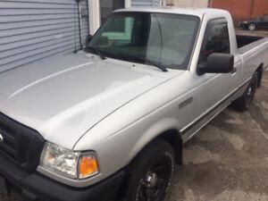 2008 Ford Ranger 4x2