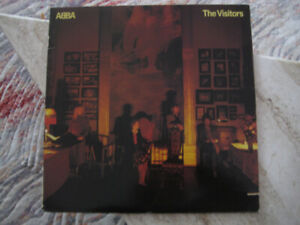 ABBA – The Visitors – 1981 Polar Music Int'l AB, Stockholm