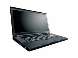 Lenovo T520 laptop running Windows 10 Pro