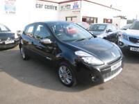 2012 Renault Clio 1.2 16v ( 75bhp ) Dynamique Tom Tom. 12 Months MOT