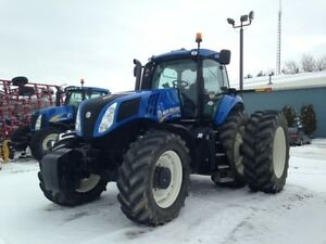 2012 New Holland T8.360 MFWD Tractor London Ontario image 3
