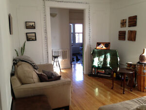 Sweet September Sublet 1-2 Nice rooms in Amazing apt