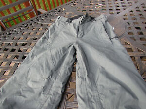 Ski pants, size 16 youth, brandnew, olive colored