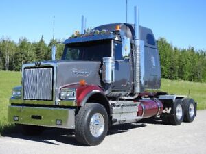 2011 WESTERN STAR 4900 SF - OWNER OPERATED FROM NEW