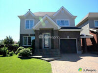 Beautiful 3+2 bedroom cottage for sale in Pierrefonds