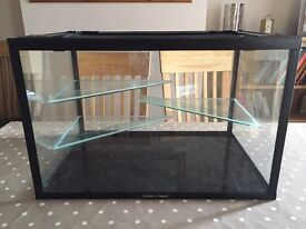 Critters Choice multi level pet tank enclosure, perfect for hamsters etc
