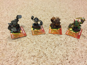 Skylanders Earth Element Pack Kitchener / Waterloo Kitchener Area image 1