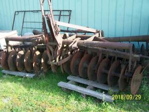 3 point hitch disk