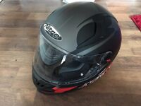 Motorcycle Scooter Helmet Nitro N2200 Large L NEW