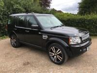 Land Rover Discovery 4 3.0SD V6 Auto 2014 HSE Luxury(Rear Entertainment+TV +DVD)