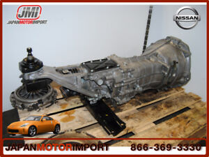 03 06 NISSAN CDO  350Z INFINITY G35 6 SPEED MANUAL TRANSMISSION