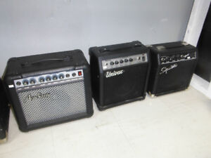 Guitar Amps & More! ***Forest CIty Pawnbrokers***  New Location!