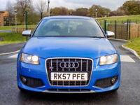 2007 57 Audi S3 2.0T FSI quattro 265 SPRINT BLUE WITH FULL AUDI HISTORY