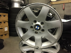 BMW alloy rims