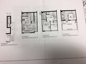 Brand New 2 bdr. Townhouse in Downsview