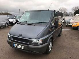 Ford Transit 2.0TDCi ( 100PS ) 2004.75MY 280 SWB ExecAir Pack, MOT 9.2.18 No Adv