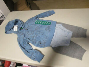Carter's Boys Size 18 Month 3-Piece Set, BNWT - $8.00