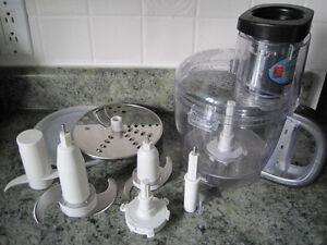 ACCESSORIES ONLY for Black and Decker Food processor West Island Greater Montréal image 1