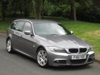 BMW 318 2.0TD 2012 M Sport Touring FSH + 2 KEYS +LCI FACELIFT