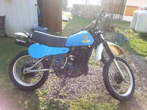 1977 Yamaha IT 400