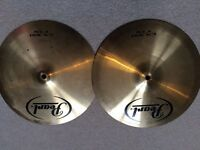 """Pearl CX300 14"""" Hi-Hats"""