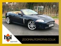 SOLD JAGUAR XKR CONVERTIBLE 4.2 V8 SUPERCHARGED PETROL AUTOMATIC 2009