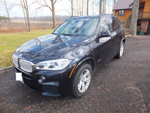 2014 BMW X5 xDrive50i SUV Oakville / Halton Region Toronto (GTA) image 5