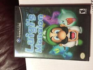 Luigi's Mansion - Nintendo GameCube
