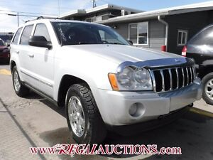 2005 JEEP GRAND CHEROKEE LIMITED 4D UTILITY 4WD LIMITED