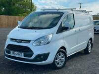 2014 Ford Transit Custom NO VAT 2.2 LIMITED SWB