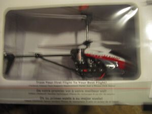 R/C HELICOPTER  FOR SALE Cambridge Kitchener Area image 2