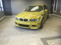 2003 BMW M3 Coupe (2 door) (SMG)