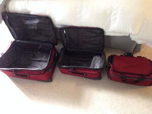 Eddie Bauer Luggage Set 3 Pc's