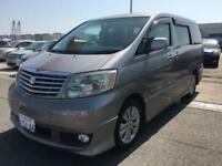 Toyota Alphard 3000cc direct Japan Import supplied fully UK Reg