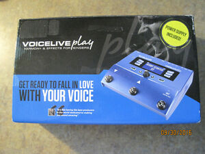 TC HELICON VOICE LIVE PLAY