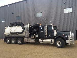 2007 Freightliner Custom Vac Combo Unit